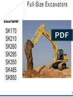 KOBELCO Full-size Excavators Updated 7-11-08