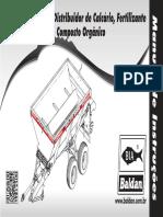 Manual de Instruções DCF-CO