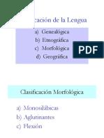 ClasificacioÌ-n de la Lengua.pptx