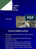 Rwd 05 Perhitungan HP Berbasis Aktivitas