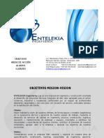 Presentación Ejecutiva ENTELEKIA V5