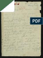 Carta de Ludwig van Beethoven