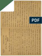 Carta de Saulo Torón