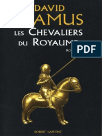 David Camus - Les chevaliers du royaume.epub