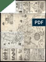 Una carta hidrográfica y corográfica