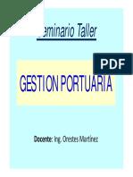 00 Modulo Gestión Portuaria