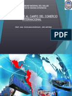 Introduccion General comercio internacional