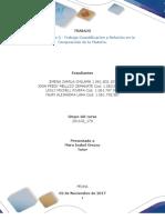 Trabajo Colaborativo– Unidad 2_ Fase 3 - Trabajo Cuantificación y Relación en La Composición de La Materia