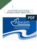ABEAM - Frota de Apoio Marítimo No Brasil