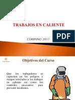 Trabajos en Caliente CPSAC