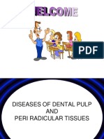Diseases of Dental Pulp and Peri Radicular Tissues