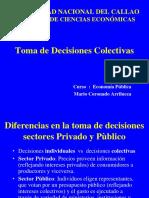 T-Toma de Decisiones Colectivas