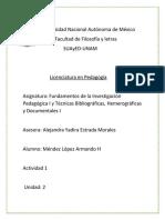 A1 U2 TECNICAS Mendez Lopez Armando