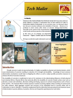 Issue 03 Deterioration of Concrete -Types and Its Preventive Measures