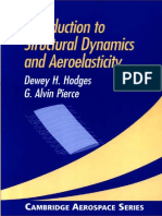 Introduction to Structural Dynamics & Aeroelasticity.pdf