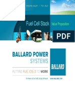 Ballard Fuel Cell Stack Value Proposition q1 2016