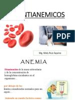 6. ANTIANEMICOS