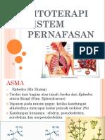 4. Fitoterapi Sistem Pernafasan