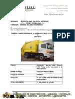 258106138 Camion Compactador Hino Reque