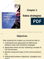 Sales Strategies Week3