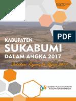 Kabupaten Sukabumi Dalam Angka 2017