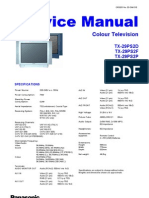 Service Manual TX-29PS2