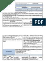 Planificación Curricular Anual Matematicas Primero BGU