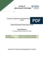 Btech Ece Curriculum n Syllabus 2015