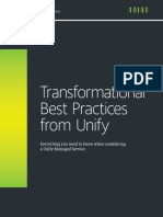 Managed Services Best Practices
