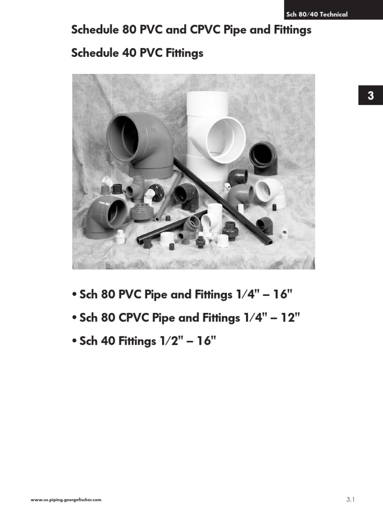 Gray GF Piping Systems PVC Pipe Fitting 45 Degree Elbow Schedule 80 3 Slip Socket 3 Slip Socket