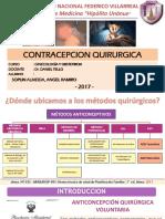 Contracepcion Qx