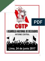 Informe para I Asamblea Nacional de Delegados CGTP 24.06.17 Total