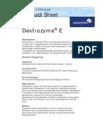 Dextrozyme Enz