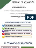 CURVAS ISOTERMAS DE ADSORCIÓN.pptx
