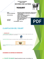 EL YOGURT