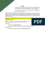 1)IBD-syllabus