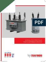 Trafoindo Catalogue Distribution Transformer SPLN D3