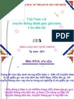 Bai 1 Truyen Thong Danh Giac Giu Nuoc Cua Dan Toc Viet Nam