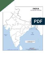 Political Map India