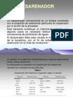 2017-2 UPC 03 Desarenador