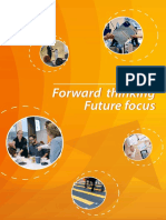 GRI CombinedReport 2013 2014 Forward Thinking Future Focus