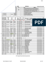 YK VSD Point List