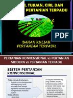 Kuliah-2. Definisi, Tujuan Dan Manfaat Pertanian Terpadu_(1)
