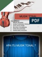 32271 Musik Tonal