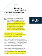 5.2Impact of Islam on Indian Culture_ Bhakti and Sufi Movements
