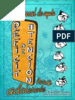 Deficit de Atención - Manual de Ayuda Para Adolescentes