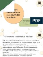2015 Market Analysis O Consumo Colaborativo e o Consumidor Brasileiro