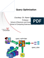 Query Optimization From KCD Cincinnati