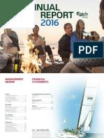Carlsberg Group Annual Report 2016