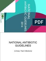 dohnationalantibioticguidelines2016uti-170422045153
